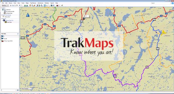 6 Garmin BaseCamp Tips | The TrakMaps Blog